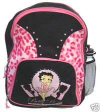 "OOCF10SR Betty Boop Large Backpack w/ Bottle 16"" x 12"""