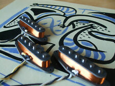 Strat replacement pickups HANDWOUND Alnico2 YOUR specs! right or left