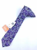 Tallia Purple Neck Tie New With Tags NWT MSRP $59.50