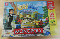Monopoly CITYVILLE Board Game 2012 (contents unused)