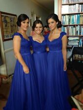 New Chiffon Formal Evening Bridesmaid Dresses Party Ball Prom Gown Dress 6-24+