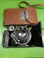 Zeiss Ikon IKONTA 520/2 Antique Folding Bellows Film Camera Novar Lens Germany