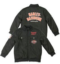 Harley-Davidson® Boys' Bomber Jacket - Size 4T - 6073663