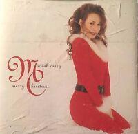 Mariah Carey Merry Christmas CD Album VGC