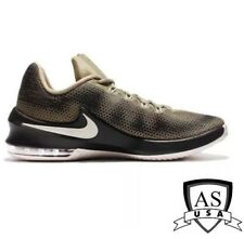 Men's Nike Air Max Infuriate Low 852457 200 Basketball Shoes Size 8