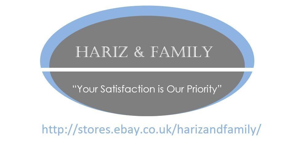 Hariz and Family