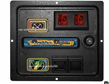 TALES OF THE ARABIAN NIGHTS PINBALL COIN DOOR DECAL 3 PIECE SET