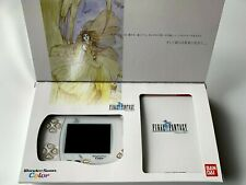 wonder swan Color Final Fantasy Limited Box console & Game set JAPAN WS verygood