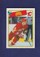 Joel Otto 1988-89 O-PEE-CHEE Hockey #242 (NM+)