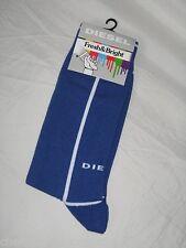 BNWT - DIESEL  SKM-Ray Socks  - Royal Blue   Size 8.5 - 11