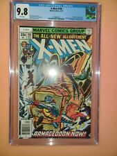 X-MEN 108 CGC 9.8 White Pages