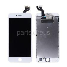 White LCD Screen Touch Digitizer Frame Front Camera For iPhone 6S Plus 5.5'' US