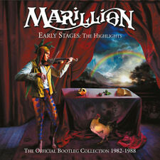 MARILLION EARLY STAGES HIGHLIGHTS OFFICIAL BOOTLEG COLLECTION 1982-1988 CD NEW