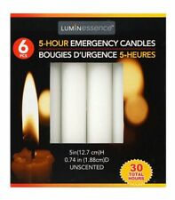 Survival Emergency Candles Three 80 Hour Burning