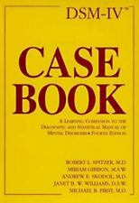 Dsm-IV Casebook: A Learning Companion to the Diagnostic and Statistical Manual o