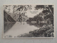 Vintage Postcard - Pass of Brander. Loch_Awe 710/137 (110)