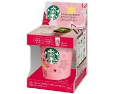 """Japan only - Starbucks Sakura Cup with """"Spring Blend"""" drip coffee"""