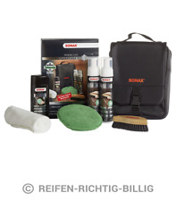 SONAX PremiumClass Lederpflegeset / Lederreiniger