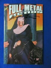 ~~ FULL METAL FICTION VARIANT 1997 ~ SIGNED! W/CERT EVERETTE HARTSOE ~ RAZOR ~~