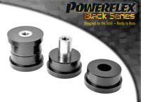 PFR85-508BLK Powerflex Rear Tie Bar to Chassis Front Bushes BLACK (2 in Box)