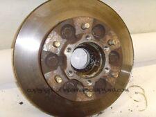 Nissan patrol 3.0 Y61 97-13 moyeu de roue surround avec disque de frein/