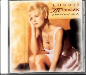 Greatest Hits by Lorrie Morgan (CD, May-2017, Sony Music) Like New Preowned