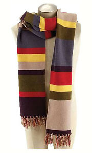 Doctor Who - 4th Doctor 12 Foot Scarf