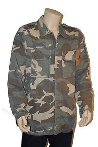 veste treillis militaire homme reseve jacket CARHARTT S