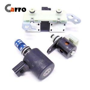 OEM 4R70W Solenoid Kit TCC EPC Shift Transmission Set 3 Pieces Fits Ford 95-97