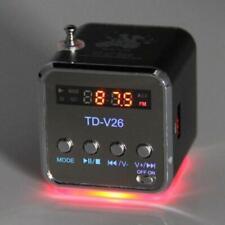 Super Bass Mini Portable Pill Wireless Bluetooth Outdoor Speaker FM USB Stereo R