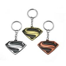 Bronze Superman Key chain -Key ring- Collectible Key chain