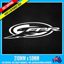 FPR Racing Sticker V8 Supercars Ford Performance Car Suit Falcon FPV GT XR8 XR6