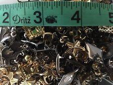 bulk bag nail head studs stars domes square heart bar gold silver brass antique