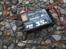 RC Fernsteuerung Empfängermodul Fa. Graupner 3867 16Kanal Superhet C16 FMSSS 35S