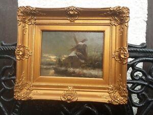 Gemälde 1900 - 1949 Constant Artz,Haager Schule ,Holland