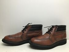 VTG MENS RED WING CASUAL BROWN SHOES SIZE 10.5 B