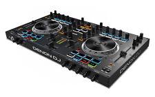 Denon MC4000 2 Channel Digital Serato DJ Intro Controller