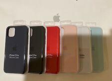 iPhone 11 Pro Silicone Case Cover 100% Apple Authentic Genuine Original