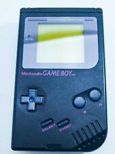 Nintendo Game Boy Classic Konsole Schwarz + Ersatz Display