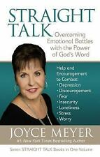 Straight Talk: Overcoming Emotional Battles with the Power of God's Word (Meyer,
