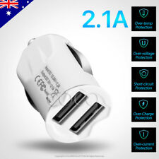Dual USB Car Charger Adapter Universal Rapid for Apple iPhone iPad Samsung S8 S9