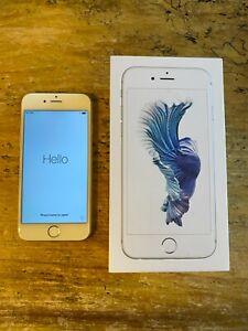 Used Apple iPhone 6s (A1688) 16GB (Unlocked) GSM+CDMA Smartphone - Silver