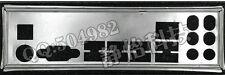 MSI I/O IO BLENDE SHIELD backplate MSI 870A-G54/870S-G46(FX)/870S-G54-H #G754 XH