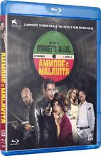 Love and Bullets NEW Arthouse Blu-Ray Disc Antonio Manetti Claudia Gerini