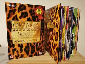 ONLY FOOLS AND HORSES - The Complete Collection DVD 26 Disc Set  VGC