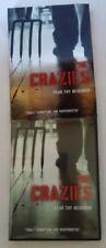 The Crazies Fear Thy Neighbor Widescreen DVD 2010