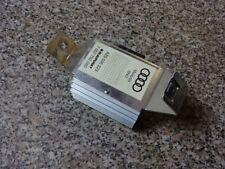 Original Audi A2 8Z Verstärker 8Z0035223 Blaupunkt hinten amplifier