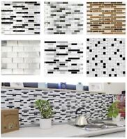 Selbstklebende Vinyl Mosaik 3D Fliesen Wandgestaltung Fliesen-Aufkleber - Rovigo