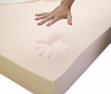 Single 2 Inch Memory Foam Matress Topper