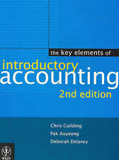 The Key Elements of Introductory Accounting by Chris Guilding